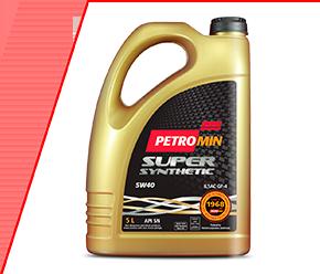 Gasoline Petromin