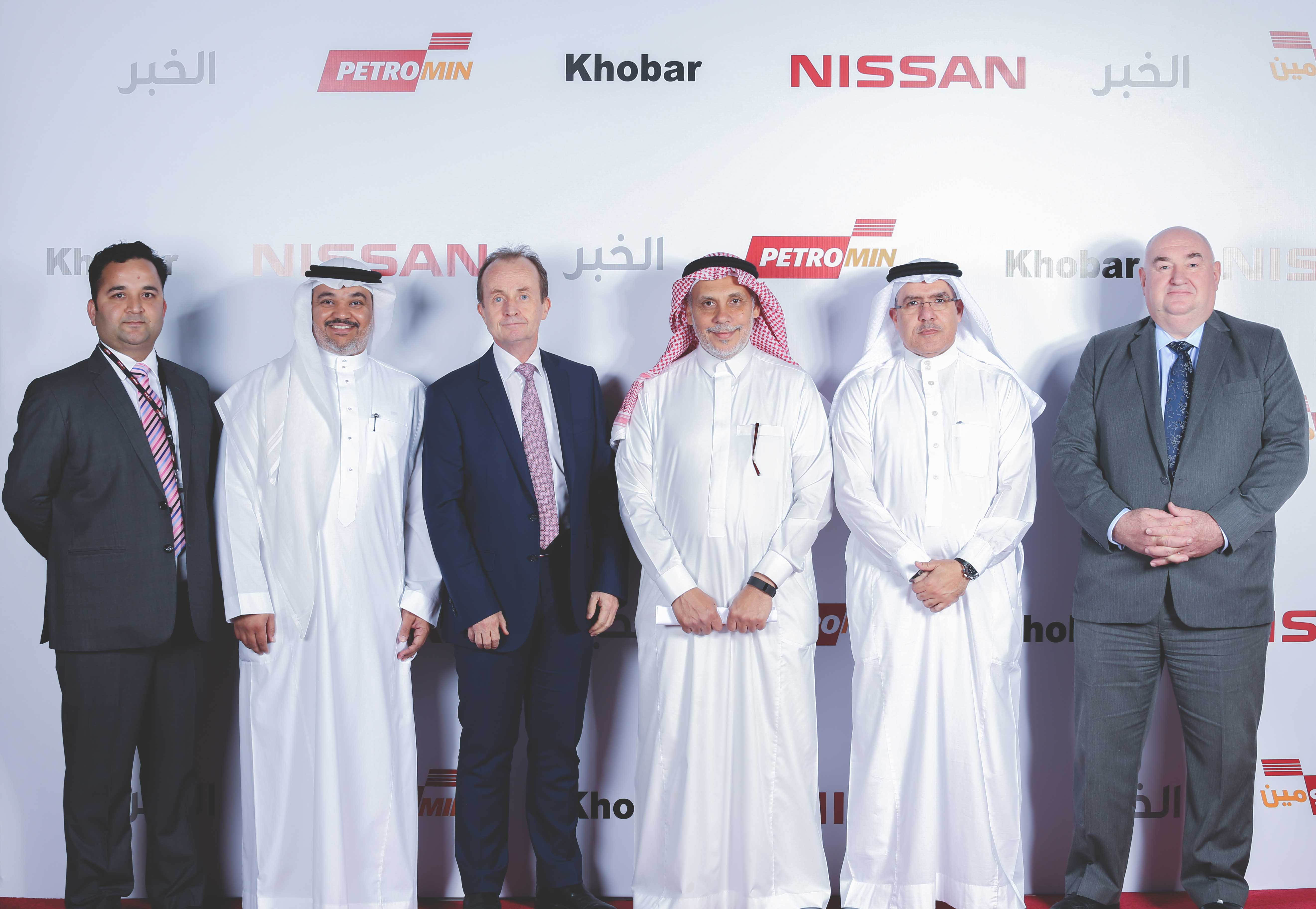 Petromin nissan continues rapid expansion with first dealership showroom in khobar